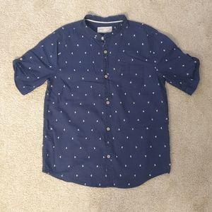 Zara Boys Collection Button Down Shirt